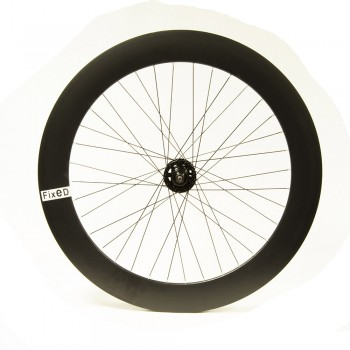 ROUE ARRIERE BERETTA FIXIE 70MM BLACK