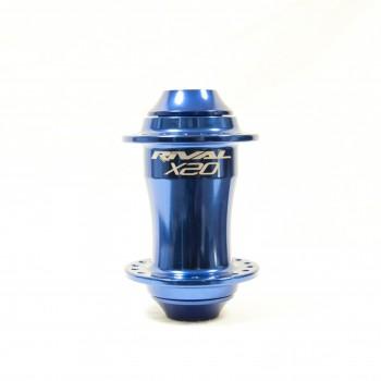 PRIDE X20 BLUE FRONT HUB