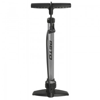 VENTURA FLOOR PUMP BLACK