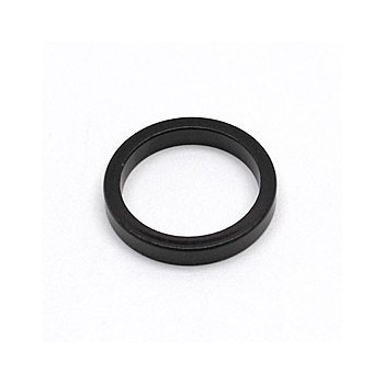 "1""1/8 - 1"" ALU RING OFF BLACK"