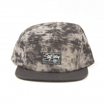 CASQUETTE STAY STRONG 5 PANEL TIE DYE BLACK