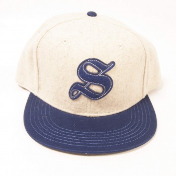 CASQUETTE STAY STRONG SNAP BACK COLLEDGE OATMEAL