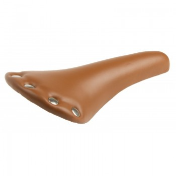 SELLE SPORT FIXED IMITATION CUIR BROWN
