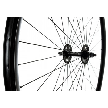 GIPIENNE 30MM FIXED WHEELSET BLACK