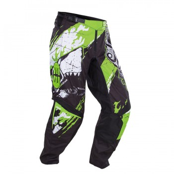 PANTALON SHOT DEVO 15 FREEGUN DEEP GREEN