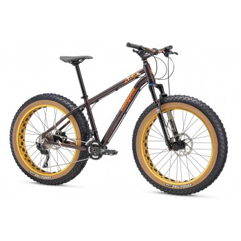 MONGOOSE FAT BIKE ARGUS EXPERT 2016