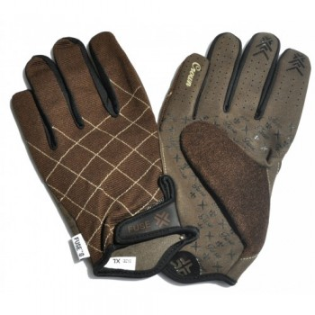 GANTS FUSE PRINCE CROWN BROWN