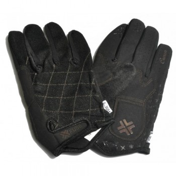 GANTS FUSE KING CROWN BLACK