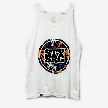 DEBARDEUR STAY STRONG PALMS VEST