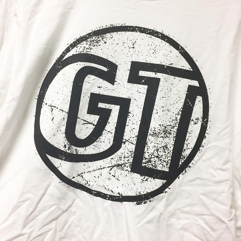 TSHIRT GT EURO TOUR LOGO GT WHITE