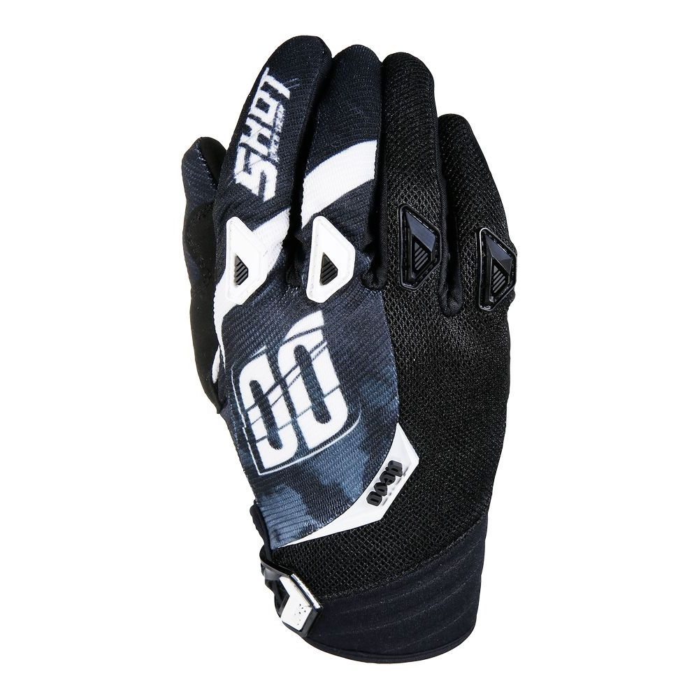 GANTS SHOT DEVO SQUAD BLACK