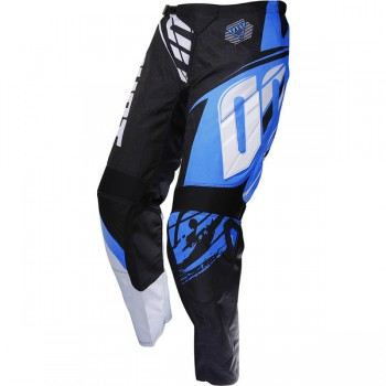 PANTALON SHOT DEVO KID FAST BLUE