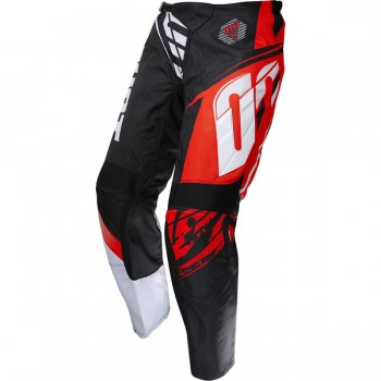 PANTALON SHOT DEVO KID FAST RED