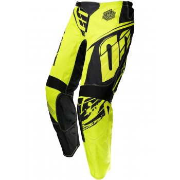 PANTALON SHOT DEVO KID FAST NEON YELLOW