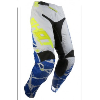 PANTALON SHOT AEROLITE MAGMA GREY NEON YELLOW