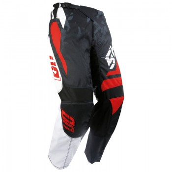 PANTALON SHOT DEVO SQUAD RED