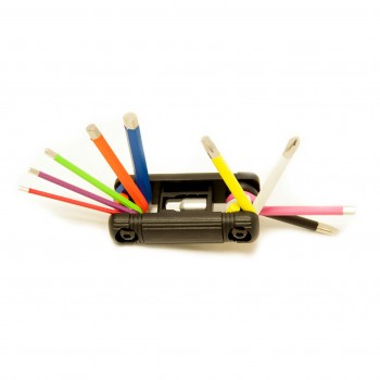 MULTI OUTILS GT (10 OUTILS) MULTICOLOR
