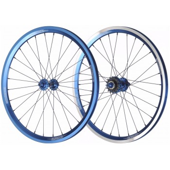 PAIRE DE ROUES STAY STRONG EVOLUTION BLUE
