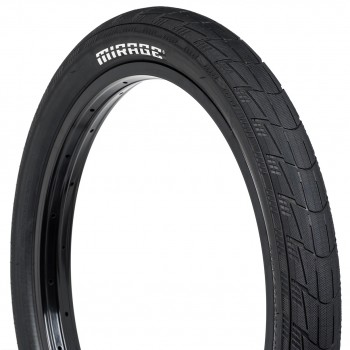 ECLAT MIRAGE LIGHT TIRE BLACK