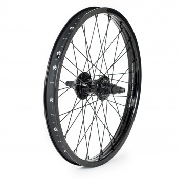 ROUE ARRIERE ECLAT POLAR / CORTEX FREECOASTER + 1 GUARD NYLON BLACK