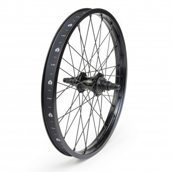 ROUE ARRIERE ECLAT BONDI XL / CORTEX FREECOASTER + 1 GUARD NYLON BLACK