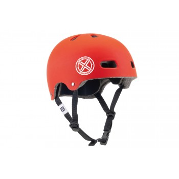 FUSE DELTA-SCOPE HELMET MATT RED