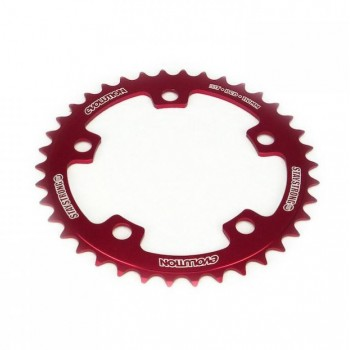 STAY STRONG 5 PTS RED SPROCKET