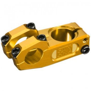 STAY STRONG RACE STEM GOLD