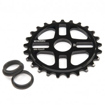 WETHEPEOPLE 4STAR SPROCKET BLACK
