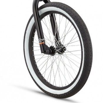 ROUES MONGOOSE LXS BLACK