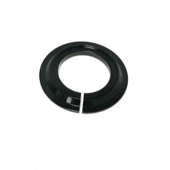 "HEADSET SPACERS PACK 1""1/8 CARBONE BLACK"