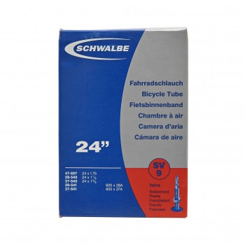 SCHWALBE - 24'' - PRESTA - BOX - TUBE