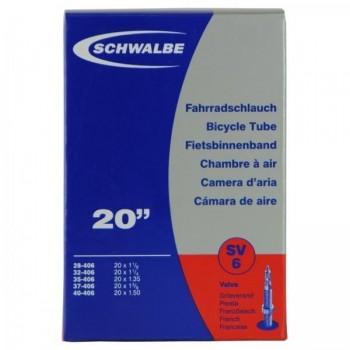 SCHWALBE - 20'' - PRESTA - BOX - TUBE