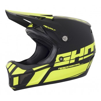 CASQUE SHOT REVOLT NEON YELLOW