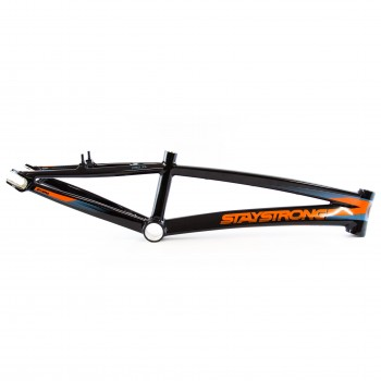 STAY STRONG FOR LIFE FRAME TRANS BLUE