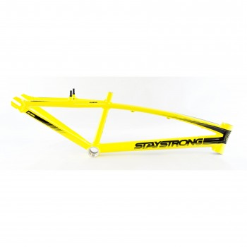 STAY STRONG FOR LIFE V2 FRAME - YELLOW