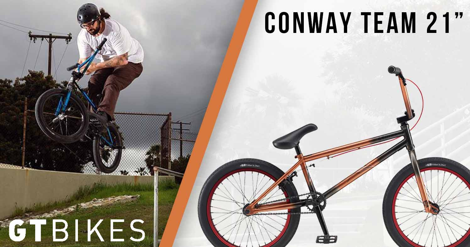 GT CONWAY BROWN